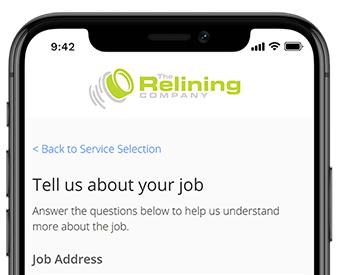 The Relining Company's Mobile Services